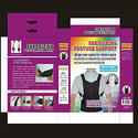 Shoulder Brace Posture Support Spine Slouching Energizing Back Pain Support Shoulder ( ITN- 473).