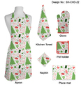 Cotton Kitchen Linen Set