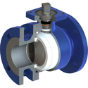 Cavity Filled Ball Valves