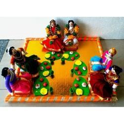 Pandhi  Hand Made Golu Doll