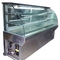 SS And Glass Goyal Cold Display Counter