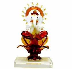 Glass Handicrafts Items, Size/Dimension: 3 Inch