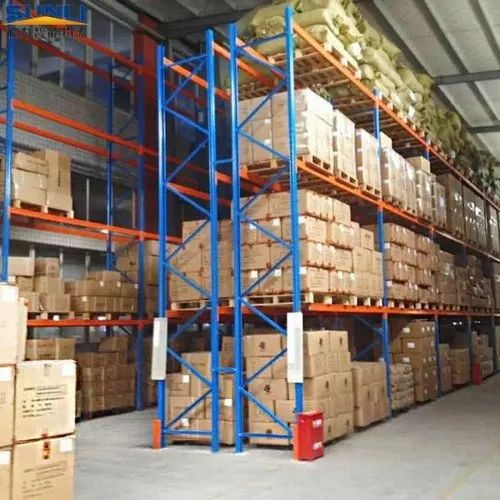 Auditing and Repair Service for Racking System