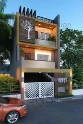 Bungalow Architecture Design In Gujarat