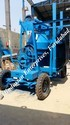 Two Leg Concrete Mixer with Mechanical Lift