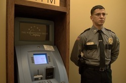 Corporate ATM Security Services