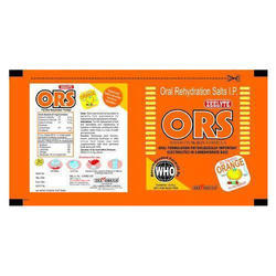 ORS Powder Packaging Pouch