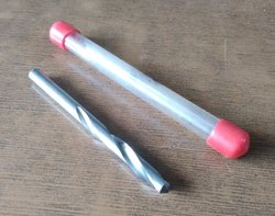 Straight Shank Solid Carbide Drill Bit Inch