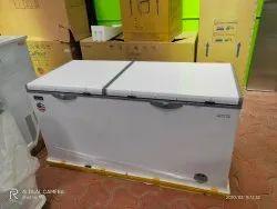 White Chest freezer (CF585), 61