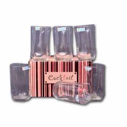 Assorted Glassware Set