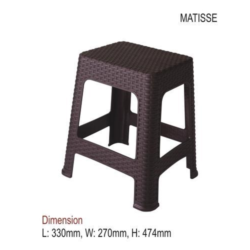 Pleasing Brown National Plastic National Mattise Plastic Stool For Cjindustries Chair Design For Home Cjindustriesco