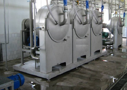 Automatic Steel Starch Processing Plants