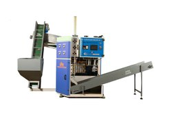 2400 Bph 2 Cavity Automatic Stretch Blow Moulding Machine With Air Recovery System.