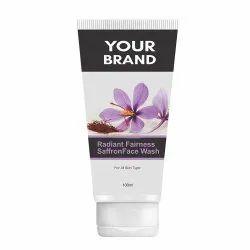 Radiant Fairness Saffron Face Wash