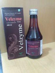 Digestive Enzyme B Complex With L- Lysine