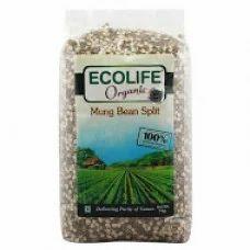 Ecolife Mung Bean Split 1kg
