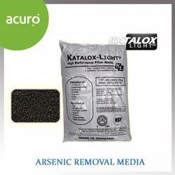 Arsenic Removal Media
