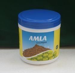 Ayur Gen Ayurvedic Amla Churna, Packaging Size: 500 Gm, Packaging Type: Plastic Container
