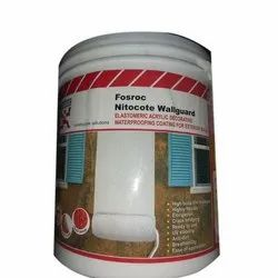 Waterproofing Compound Fosroc Wallguard White, Packaging Size: 4 Litre
