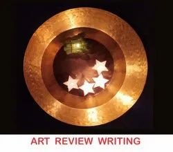 Art Review Writing