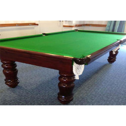 Wooden NGS Pool Table 8 Feet X 4 Feet