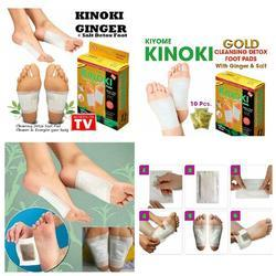 Kinoki Cleansing Toxins Remover Detox Foot Pads