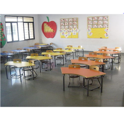 Playgroup Kids Group Table Seating School Furniture