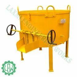 Cylindrical Concrete Bucket