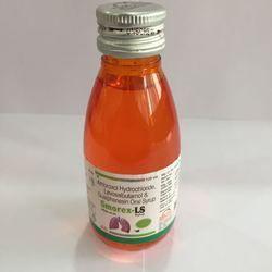 Ambroxol HCL Levosalbutamol Guaiphenesin Oral Syrup