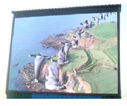 Outdoor Advertising LED Screen P6