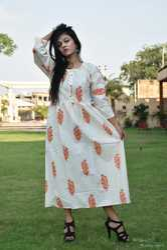 Jaipuri Cotton Kurti