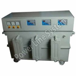 3 Phase Servo Oil Cooled Voltage Stabilizer