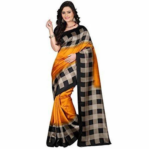 3001c33f22e Party Wear Mysore Silk Saree