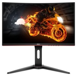 Gaming Monitor With 144hz AOC Gaming Moniter C27G1 27 Curved, Screen Size: 27