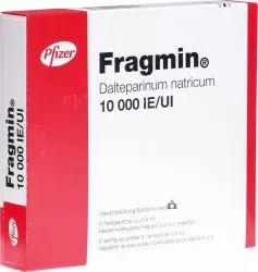 Fragmin 10 000 Iu Injection