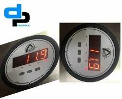 Aerosense Digital Differential Pressure Gauge Model CBDPG -1L-LCD Range 0-25 MM WC