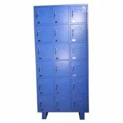 Mild Steel College Storage Locker