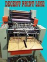 Decent Print Lines Offset Printing Machine