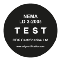NEMA LD 3-2005 Testing Certification