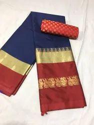 Semi Silk Sarees