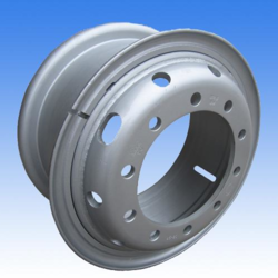 Truck Wheel Plates, 10.00 X 20 Tyre