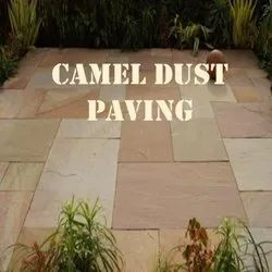 Buff/ Camel Dust Sandstone
