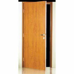 Steel  Steel Door With Decorative Skin