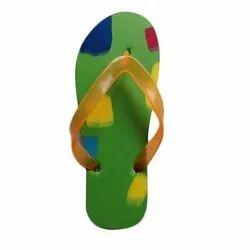 Men Light Weight Rubber Slipper