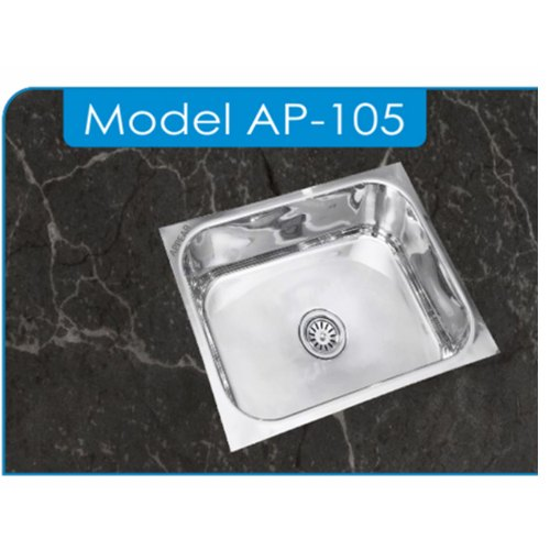 Stainless Steel Ap105 Kitchen Sink