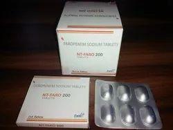 FAROPENEM SODIUM 200 MG TABLETS
