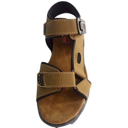 82ff2720a584 Polymer Mens Stylish Sandal