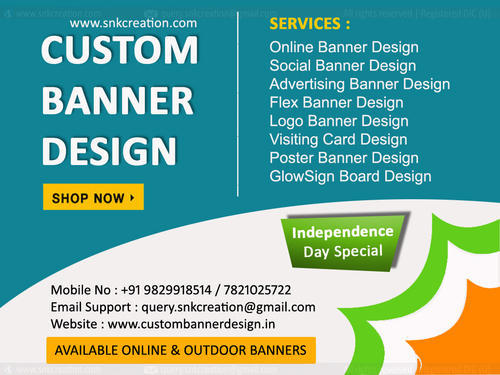 ac024d3f Custom Banner Design in Madavdas Street, Ramgarh Mode, Jaipur | ID ...