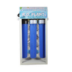 FRP Automatic Commercial RO Plant, RO Capacity: 50 LPH