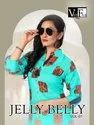 Vee Fab Jelly Belly Kurti with Palazzo Wear Collection
